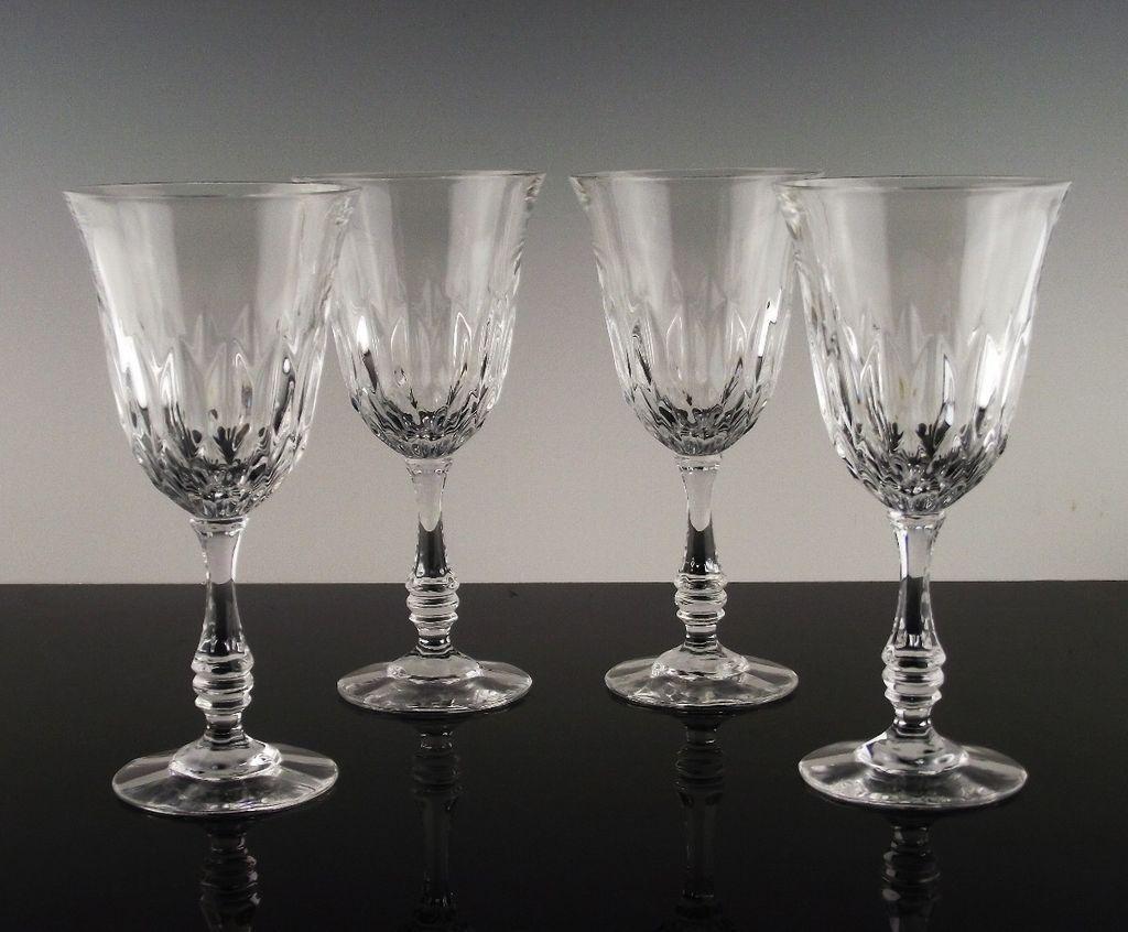 Fostoria Kimberley  Wine Goblets ca 1979-82