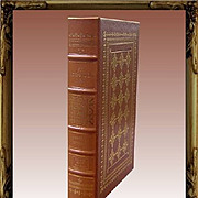 "Easton Press SFE ""An Independent Man"" James M Jeffords"