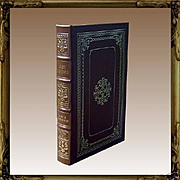"Easton Press Signed First Edition ""Just Revenge'"" Alan M Dershowitz"