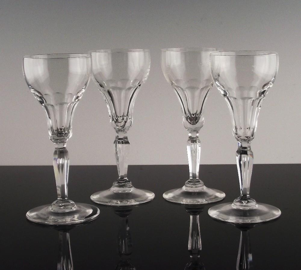 Dazzling Crystal Liquor Glasses