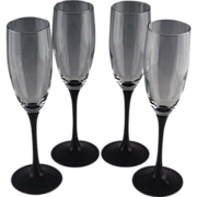 Champagne Glasses Made in France