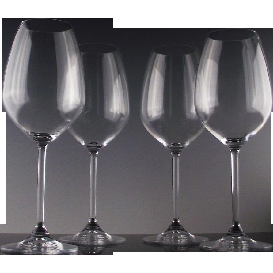 Nachtmann Crystal Supreme Red Wine Goblet