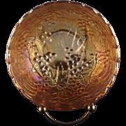 Imperial Grape Berry Bowl ca 1920's