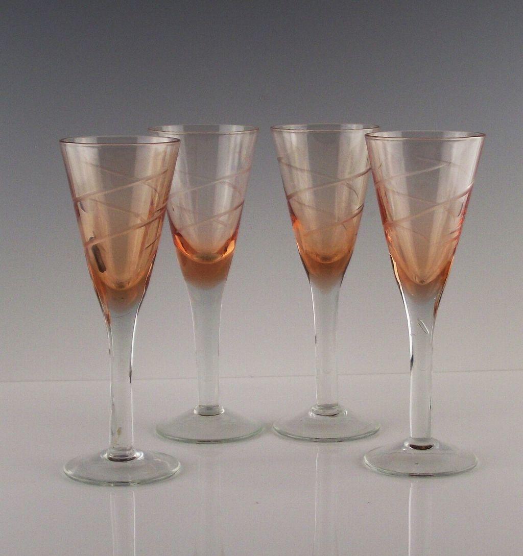 Chic Pink/Peach Cordials