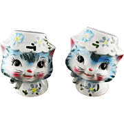 Leften Miss Priss Salt and Pepper Shakers