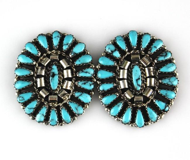 Navajo Marc Begay Earrings