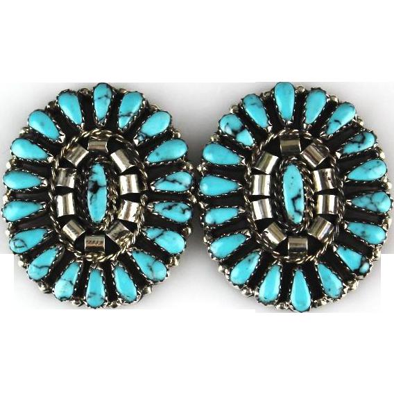 Navajo Marc Begay Earrings