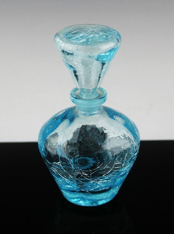 Vintage I W Rice Perfume Bottle