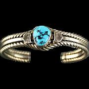 Heavy Vintage Navajo Bracelet