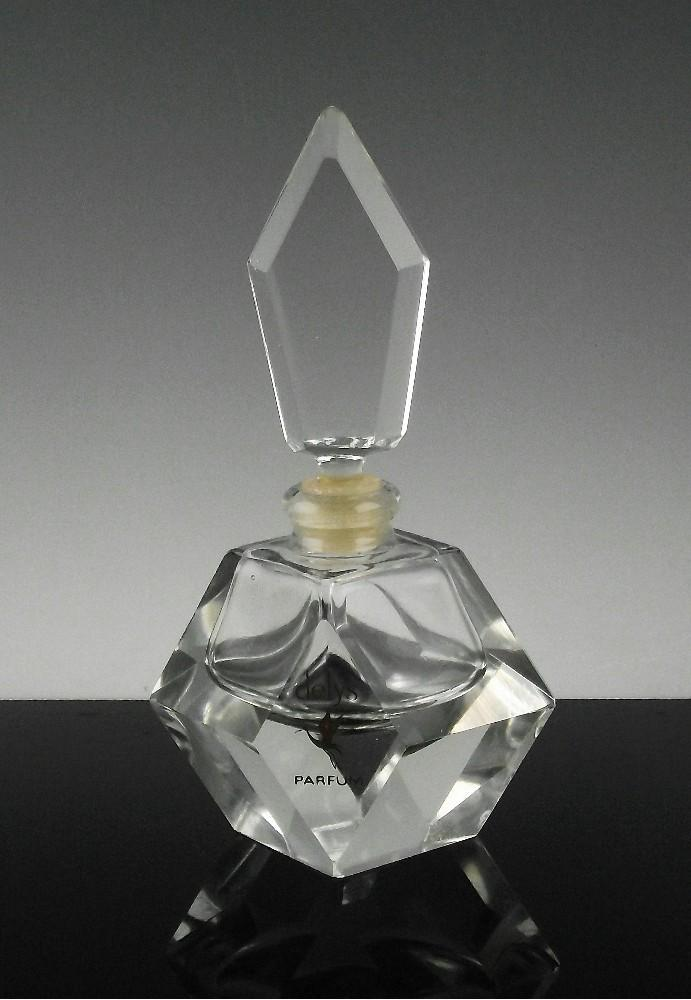 Beautiful Dely's Parfum Bottle