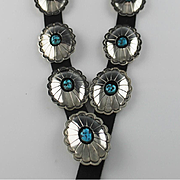 Navajo Ladies Concho Belt