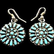 Zuni Petit Point Earrings