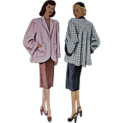 Swing Coat 1947 Simplicity Sewing Pattern Size 14