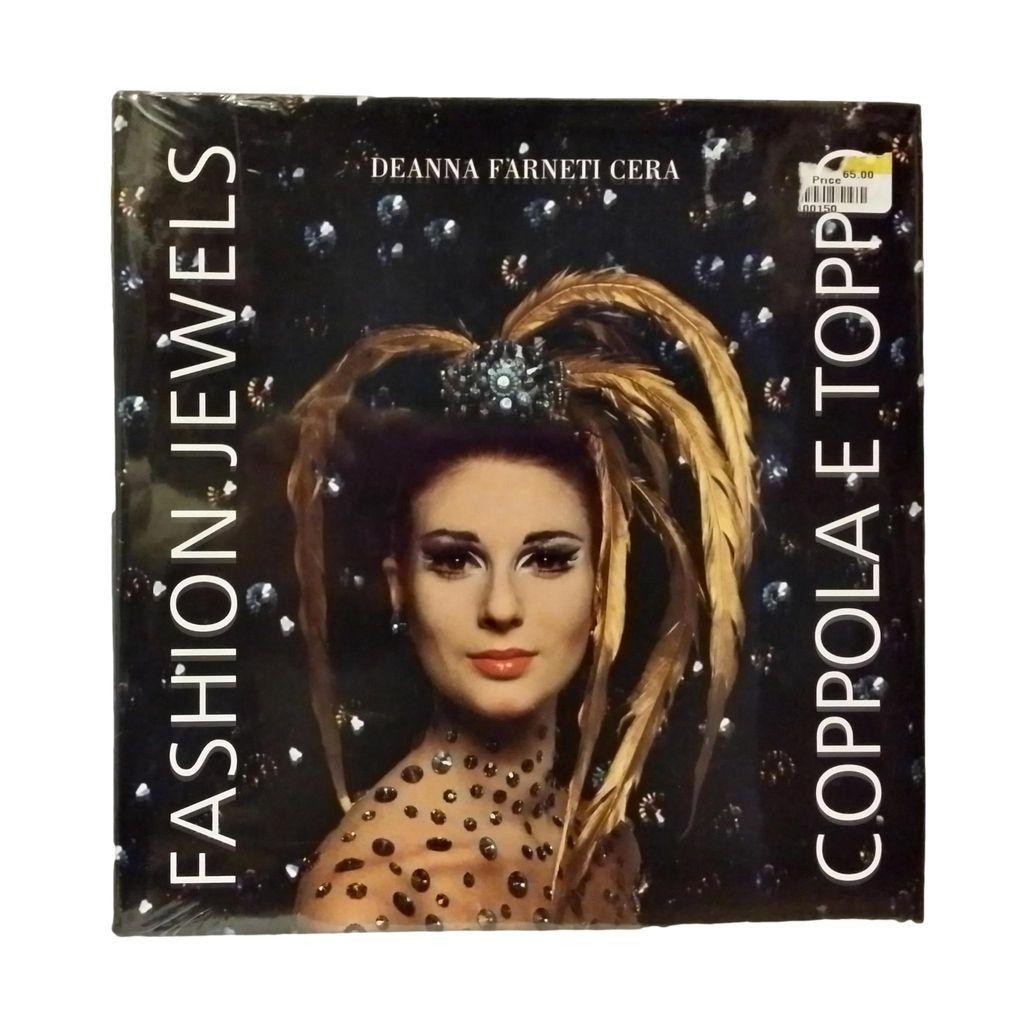 Coppola e Toppo Fashion Jewels Deanna Farneti Cera Book Pristine Shrink Wrapped