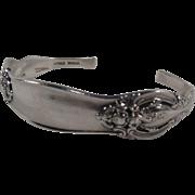Sterling Silver Gorham Cuff Bracelet – Engravable
