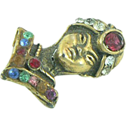 Colorful Genie Pin