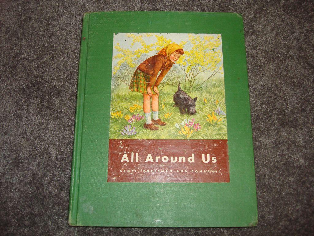 All Around Us - Copyright 1951