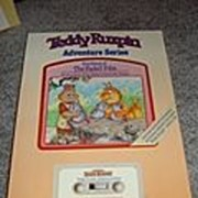 "NRFB Teddy Ruxpin Tape and Book ""The Story of the Faded Fobs""."
