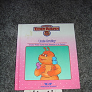 "WOW Teddy Ruxpins Book and Tape- ""Uncle Grubby"""