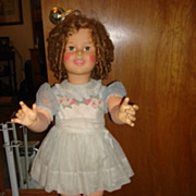 "Original 1959 Shirley Temple 35"" by Ideal"