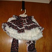 """Beautiful Doll Dress - Fits 24"""""""