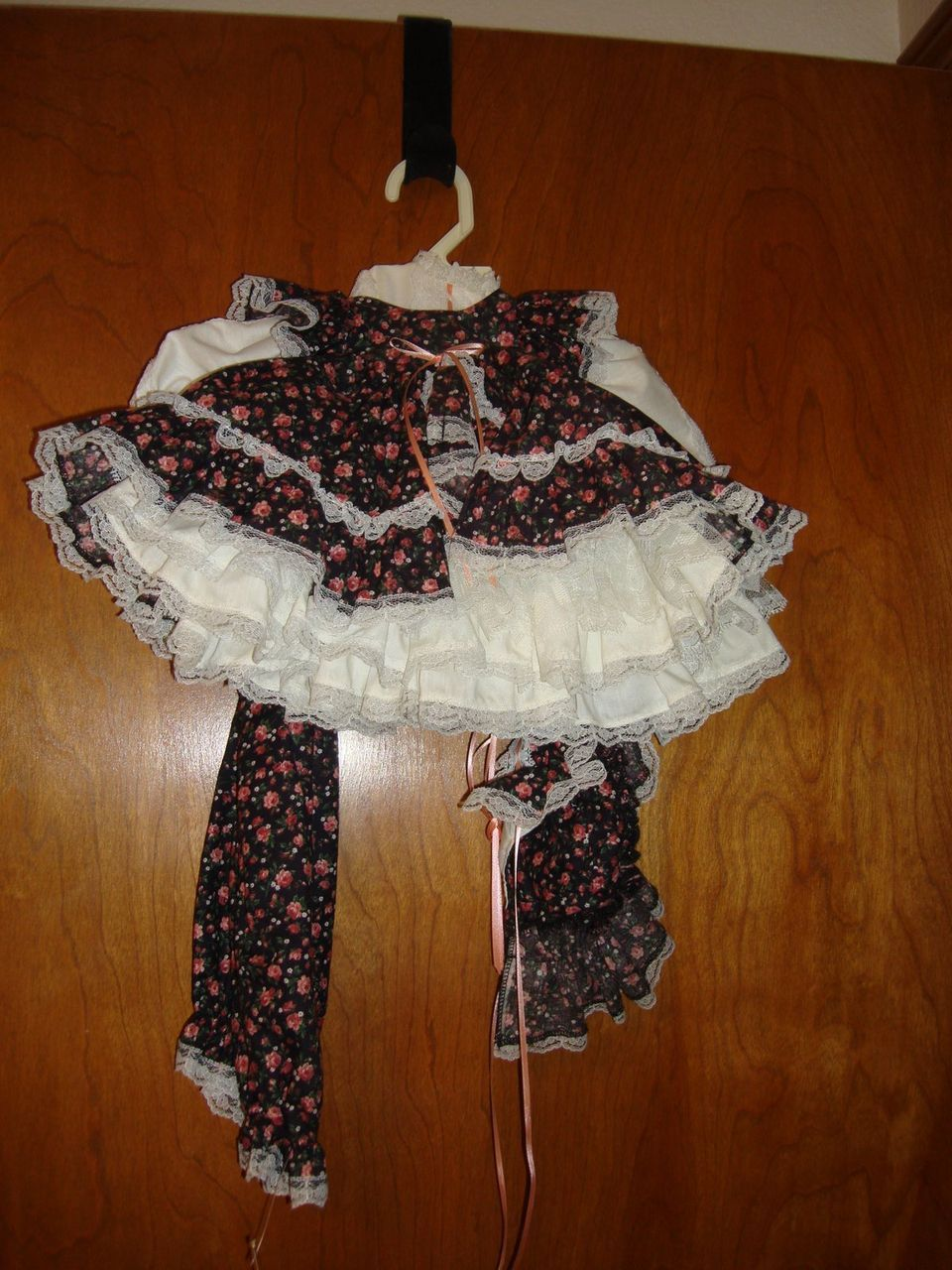 Beautiful Doll Dress - Fits 24""