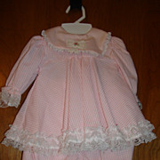 Mint Fayzah Spanos Doll Dress with Tag