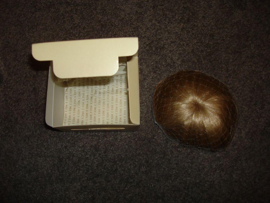 NRFB Wee 3 Baby Blonde Wig
