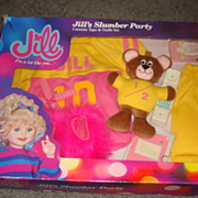 NRFB Talking Jill's Slumber Party Set