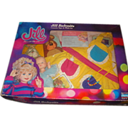 NRFB Talking Jill's Babysits Complete Boxed Set