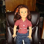 """30"""" Lori Martin or Velvet Brown Doll"""