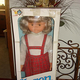 "Rare 38"" Karen by in Spain MIB"