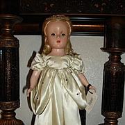 """14"""" Madame Alexander Cinderella from 1951"""