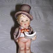 """Hummel Figurine Street Singer"""" 131 TMK #2"""
