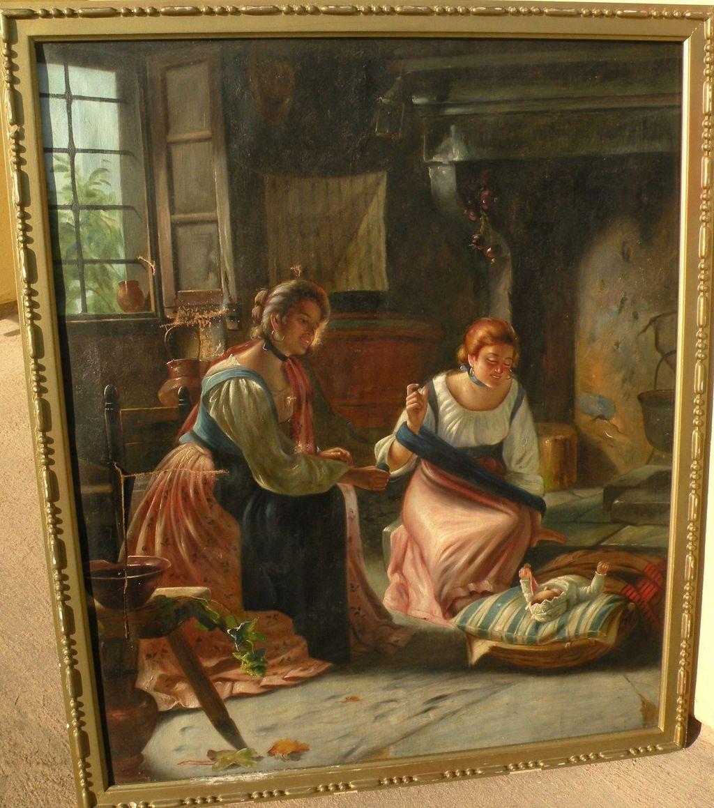 19th Century Famous Paintings – Jerusalem House