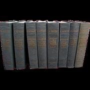 "Complete set of E.C. BENEZIT ""Dictionnaire des Peintres"" classic art reference books early 1960's edition"