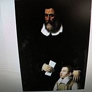 Important old master art circa 1550 large Northern Italian painting