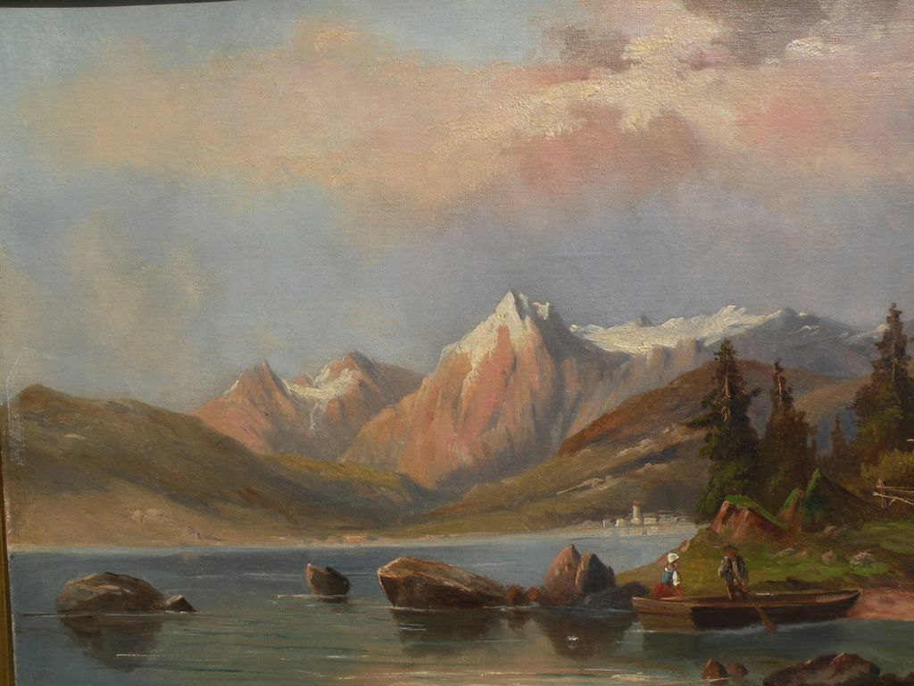 the evolution of painting in the 19th century Research point: the evolution of landscape painting  up until the 16th century symbolic still life  by the 19th century it had become a.