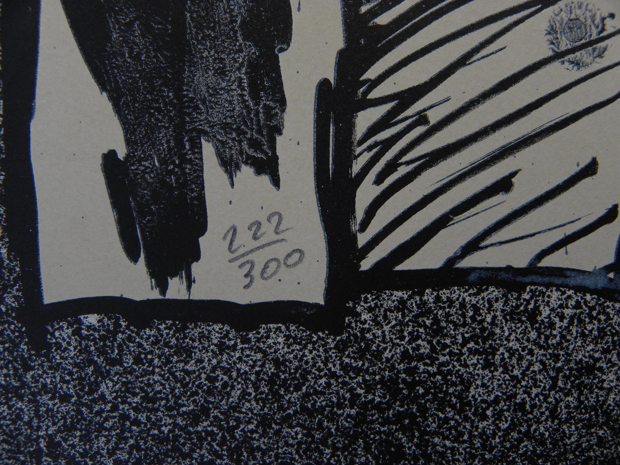 Pierre Alechinsky 1927 Cobra Post War Modern Art Major