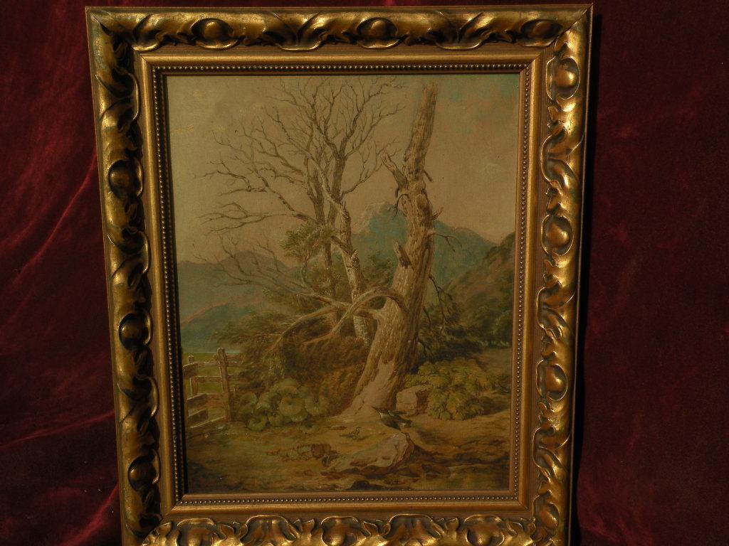 PIERRE LOUIS JOSEPH DE CONINCK (1828-1910) European art early landscape painting