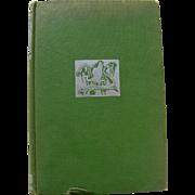 "MARJORIE KINNAN RAWLINGS book ""Cross Creek"" 1945 **signed by author**"