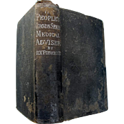 THE PEOPLE'S COMMON SENSE MEDICAL ADVISER,  ca. 1895, R. V. Pierce, M.D.