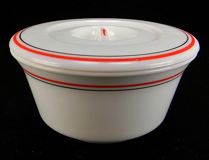 Vintage Hazel Atlas Refrigerator Dish