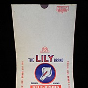 Unused 10 lb. Lily Brand Flour Bag