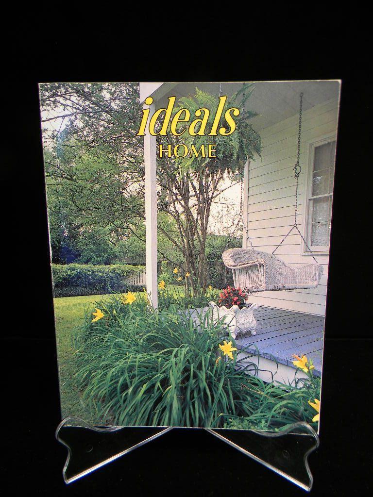 """1991 Ideals """"Home"""" Magazine Volume 48 Issue 5"""