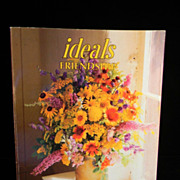 "1991 Ideals ""Friendship"" Magazine Volume 48 Issue 6"