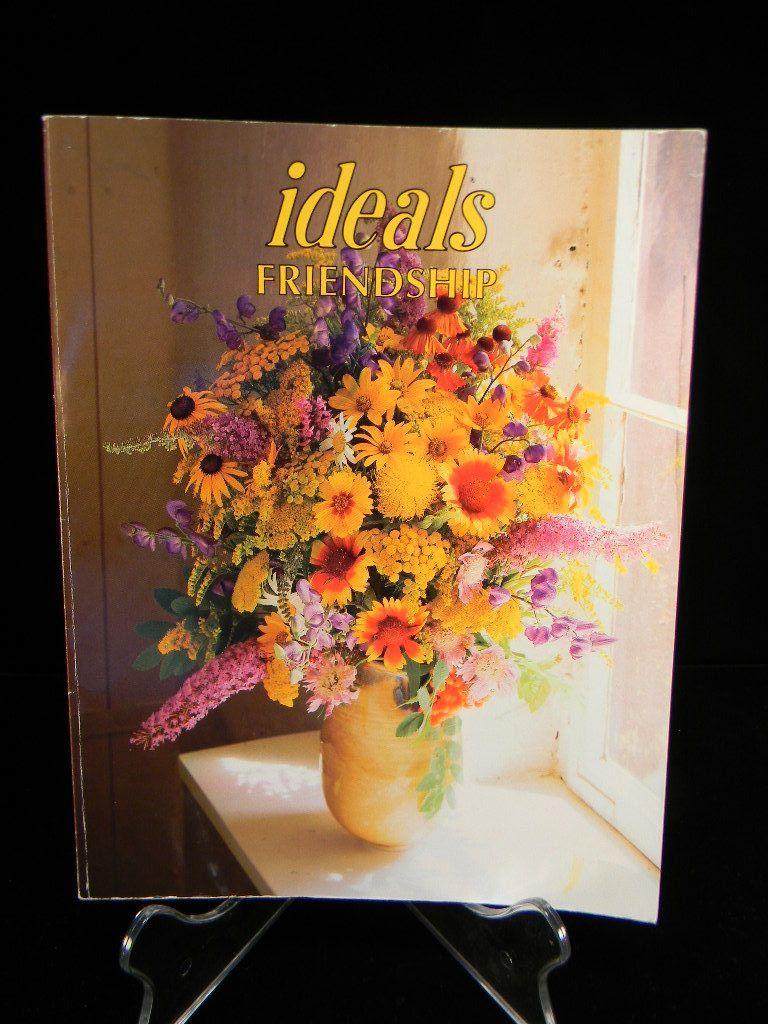 """1991 Ideals """"Friendship"""" Magazine Volume 48 Issue 6"""