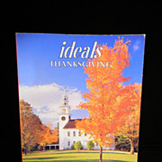 "1991 Ideals ""Thanksgiving"" Magazine Volume 48 Issue 7"
