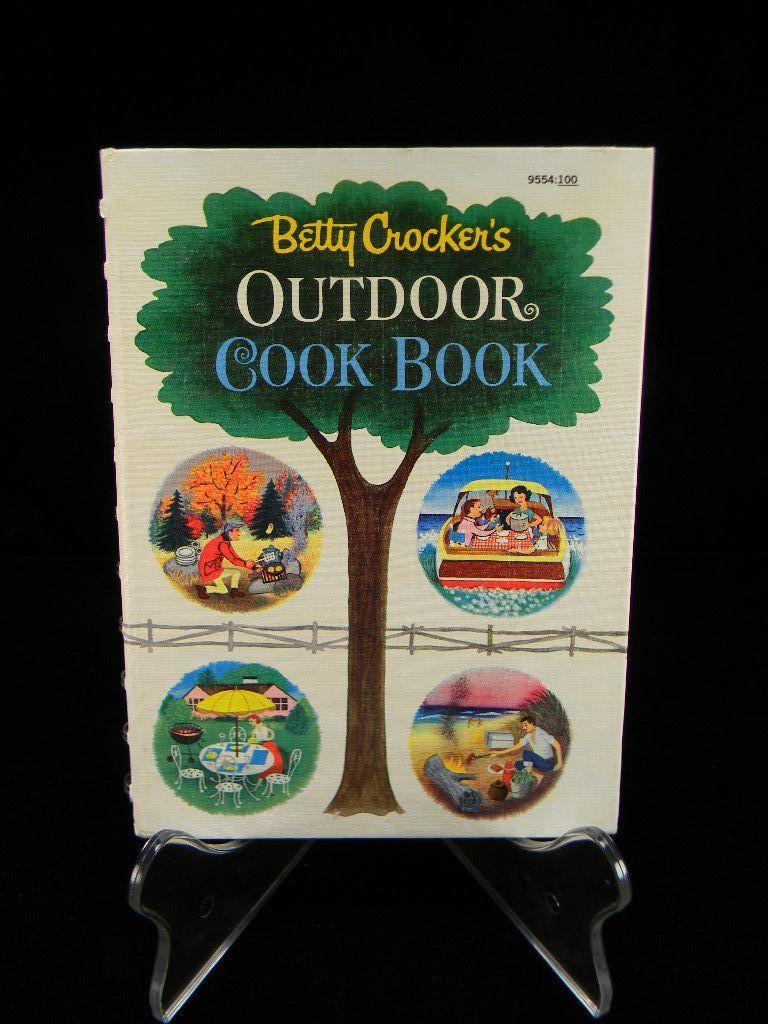 Vintage 1961 Betty Crocker's Outdoor Cook Book