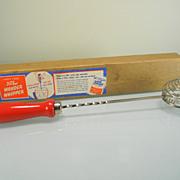 Vintage 1950's Nu-tro Wonder Whipper in Original Box